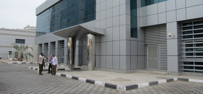 ADWEA Control Center Main Building Refurbishment